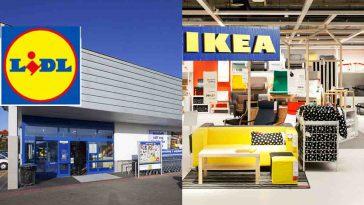 Lidl concurrence Ikea avec un meuble très stylé vendu à prix cassé