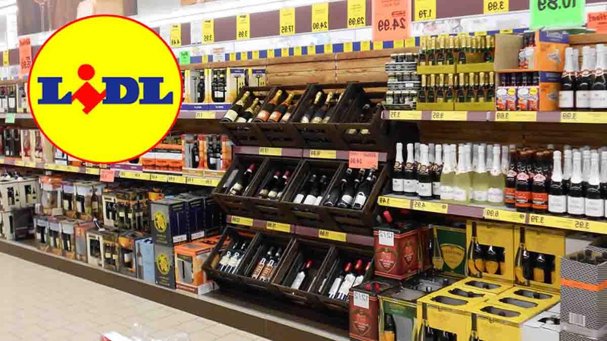 Lidl : Découvrez sa nouvelle gamme de vins de marque