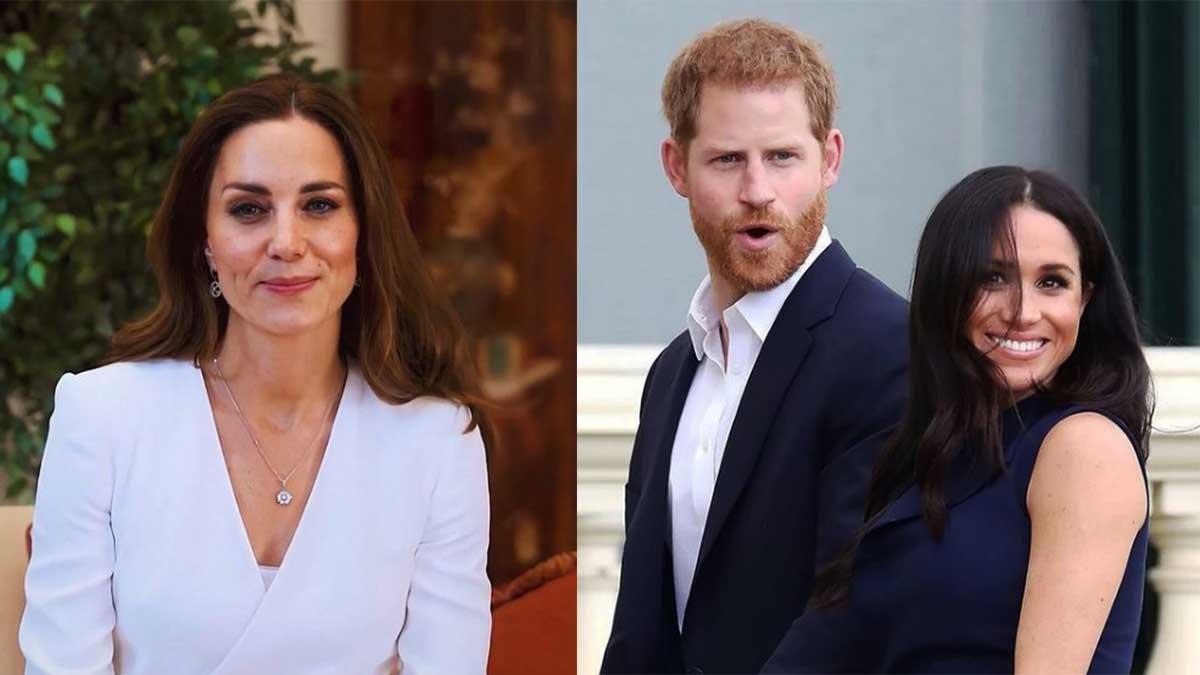 Meghan Markle et Harry : cette réplique inattendue de Kate au Sussex ! Ça va chauffer !