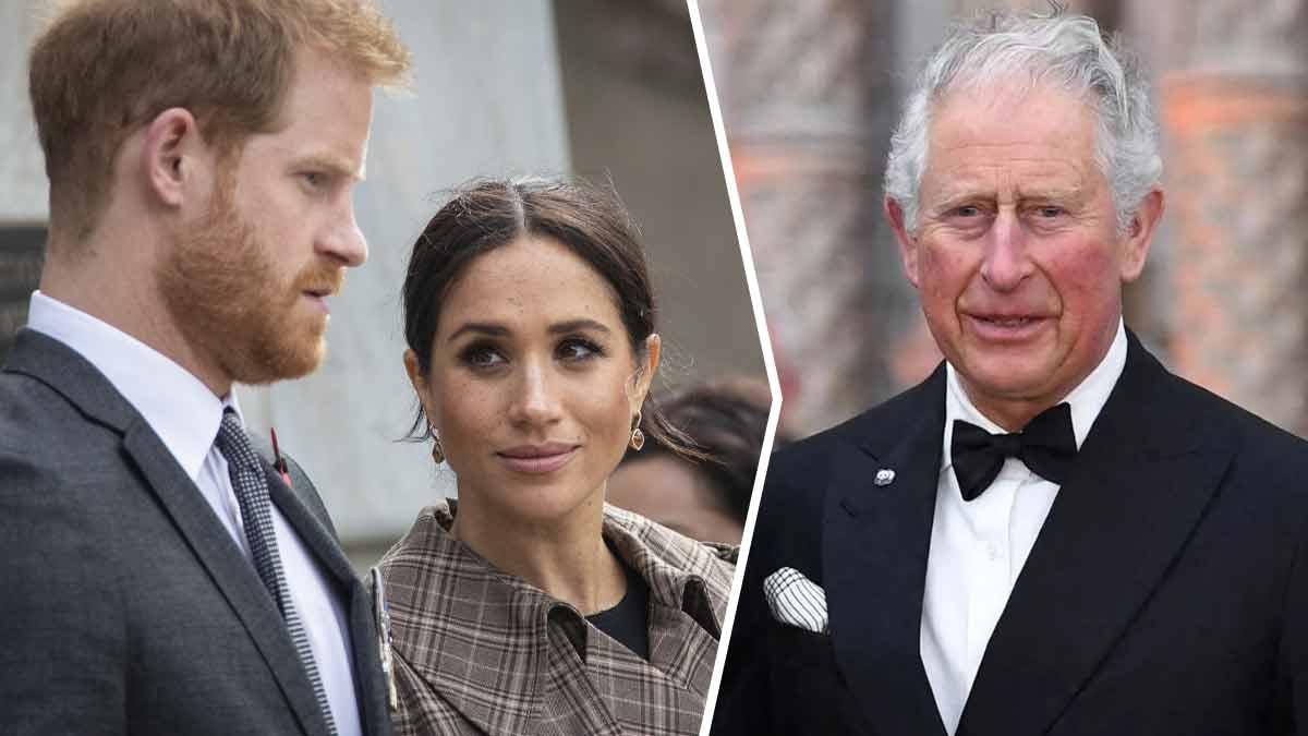 Mémoires de Meghan et Harry : la sulfateuse ou un pistolet à billes ? Le Prince Charles craint le pire !