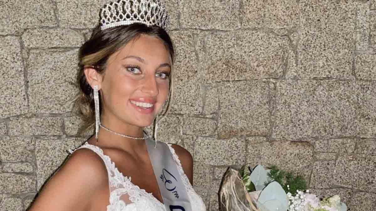 """Miss France 2022 : Emma Renucci (Miss Corse 2021) victime d'un grave accident laissant la vie de """"son ange """"!"""