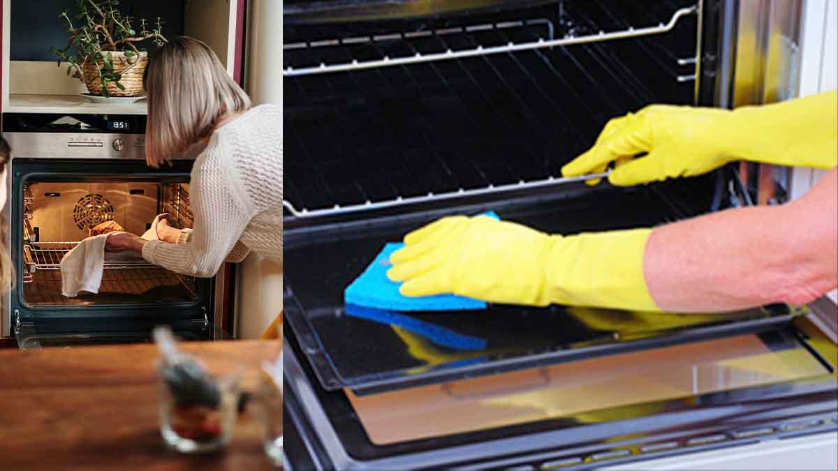 Nettoyage four naturel : 9 astuces efficaces pour le dégraisser en quelques minutes