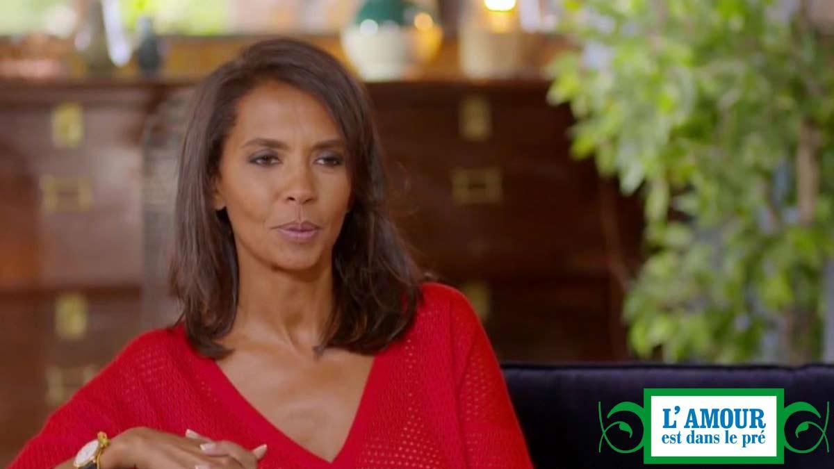"""""""Oui mais... ils ne sont pas restés"""" : Karine Le Marchand taclée par un candidat d'ADP pour sa vie amoureuse"""