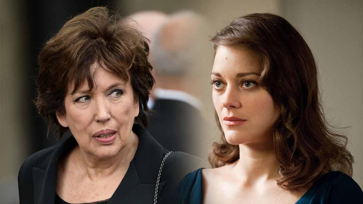 Roselyne Bachelot et Marion Cotillard : La guerre est déclarée !