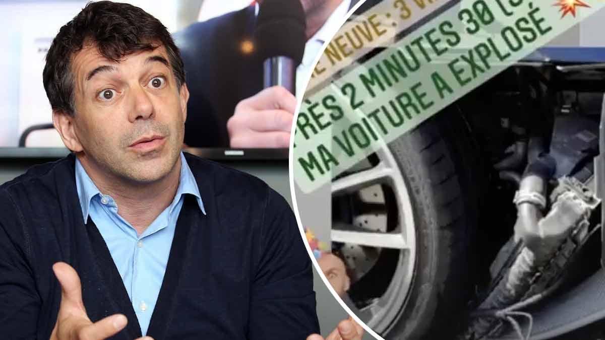 """Stéphane Plaza : cette terrible """"explosion"""" qui a failli lui coûter la vie !"""