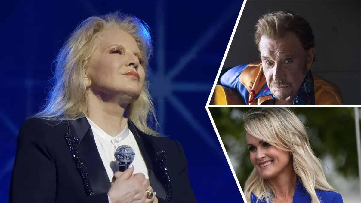 Sylvie Vartan cash pour l'hommage de Johnny. Son avis ferme sur Laeticia Hallyday