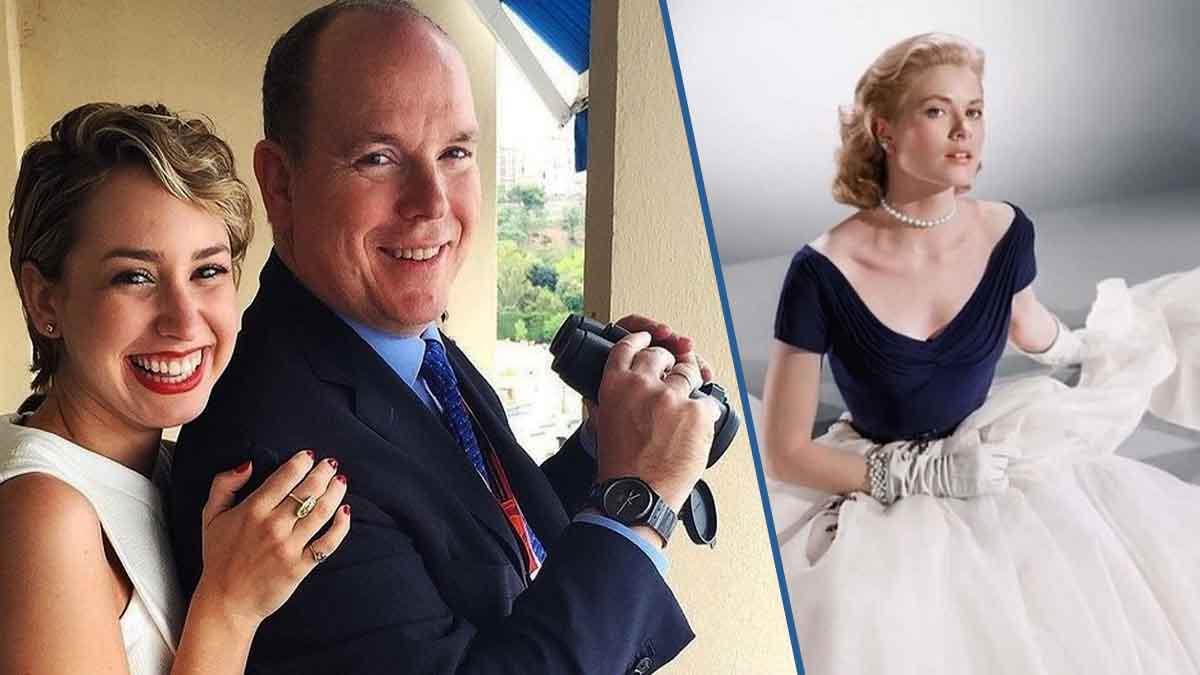 Albert de Monaco : sa fille Jazmin Grace en bikini rétro… C'est le sosie de sa grand-mère, la princesse Grace Kelly