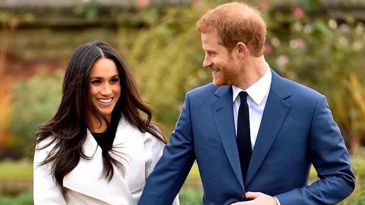 Bafoué par Meghan Markle et Harry, le prince de Galles les bannit d'Angleterre !