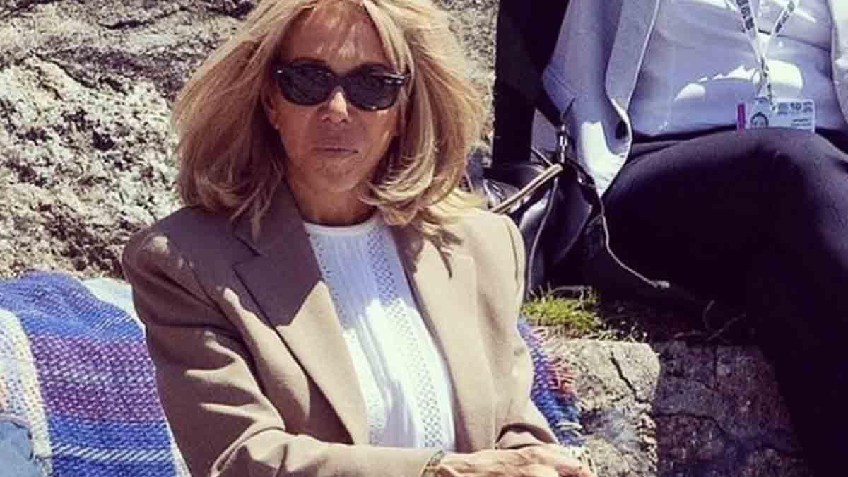 Brigitte Macron dans une colère froide, ce sujet l'a mis hors d'elle !