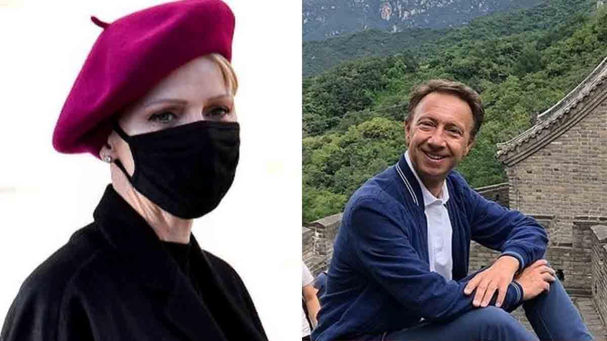 Charlène de Monaco sous l'influence d'une redoutable sorcière, les révélations CHOCS de Stéphane Bern !