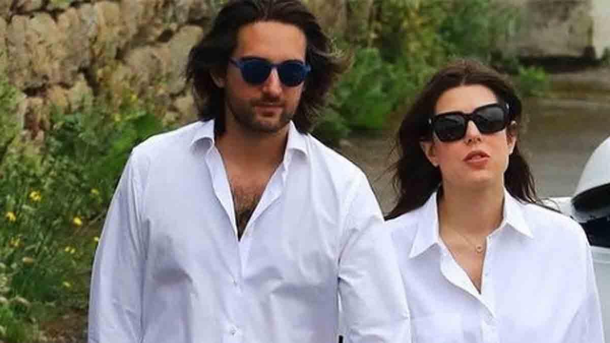 Charlotte Casiraghi et Dimitri Rassam, le pire évité de justesse, rattrapage en Côte d'Azur