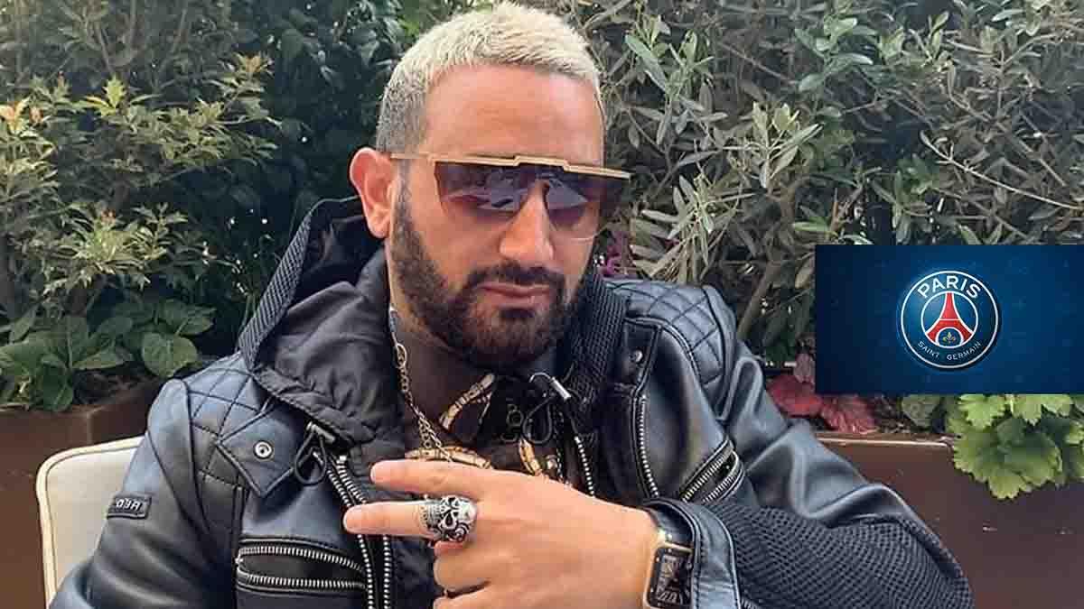 """Cyril Hanouna """"dans la merde"""" après une blague sur le PSG !"""