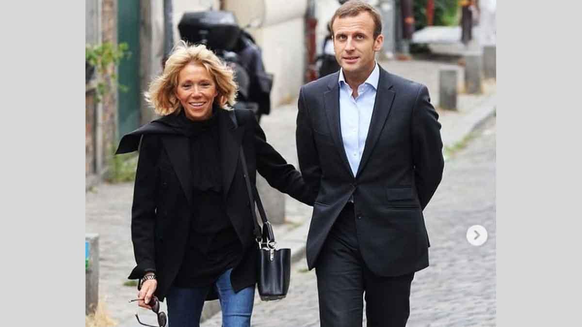 Emmanuel Macron, crise conjugale avec Brigitte, mise au point du président