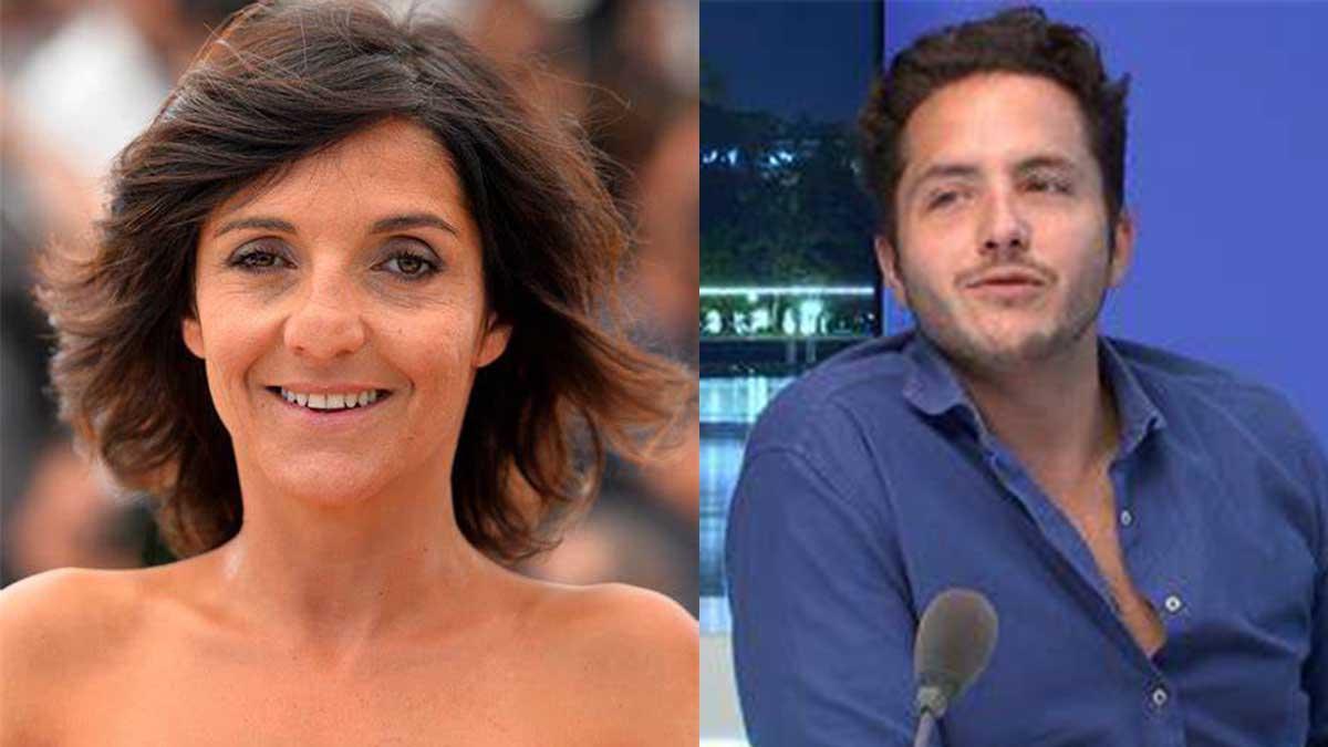 Florence Foresti en couple avec l'humoriste Suisse de 30 ans Alexandre Kominek !
