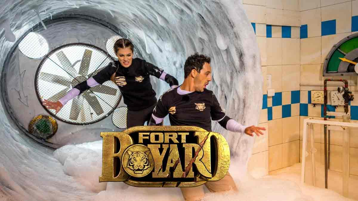 Iris Mittenaere : cette épreuve de Fort Boyard qui l'a fait pleurer !