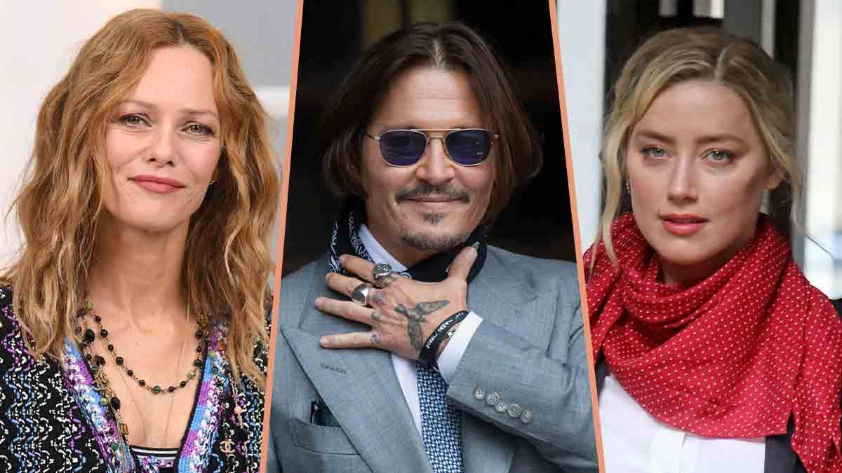 Johnny Depp attaque de nouveau Amber Heard, la mise en garde de Vanessa Paradis !