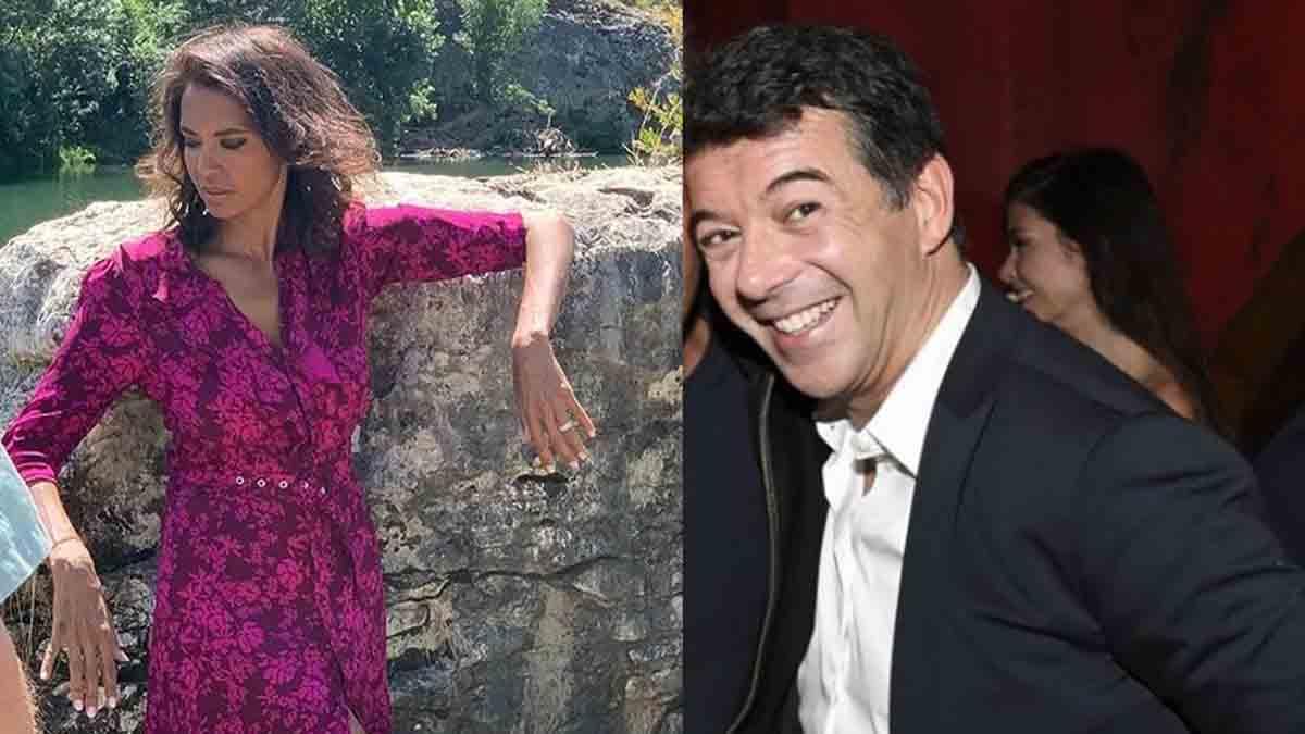 Karine Le Marchand en couple avec Stéphane Plaza, cette photo qui rétablit la vérité