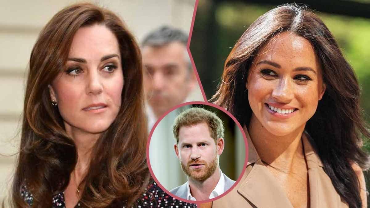 Kate Middleton, ce titre arraché à Harry, Meghan Markle furax !
