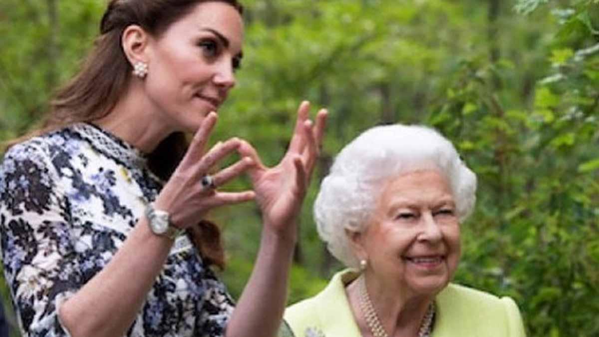 Kate Middleton, cette pratique de la duchesse qui fait grincer des dents la reine