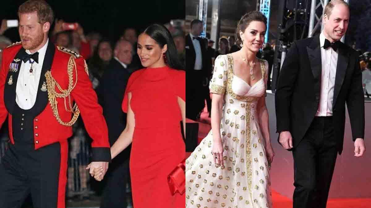 Kate Middleton et William : comment le Megxit a impacté sur leur business !