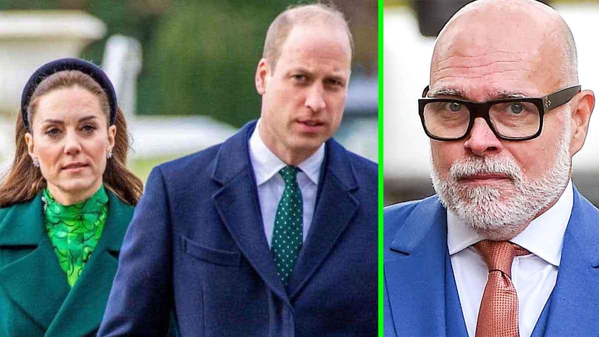 Kate Middleton et William en vacances à Balmoral, Gary Goldsmith vient de gâcher l'ambiance !
