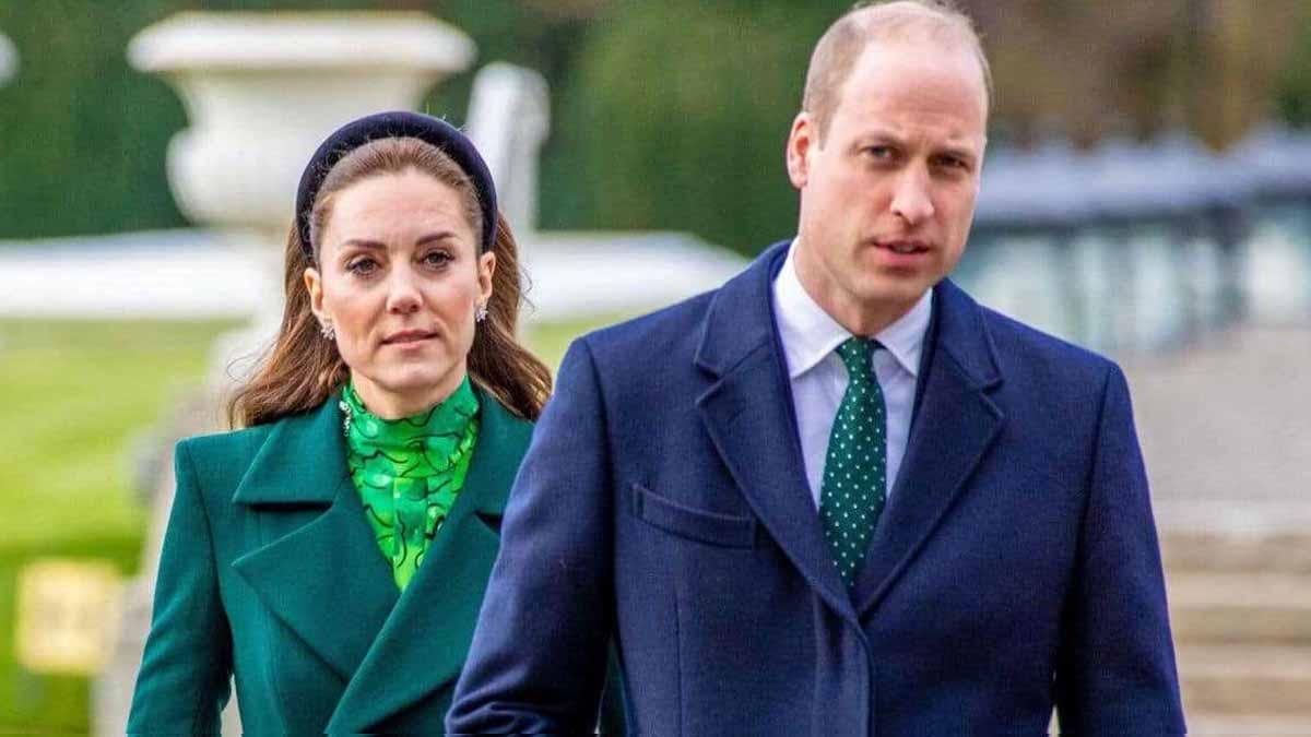 Kate Middleton et William, les coulisses de leur dispute en public dévoilées