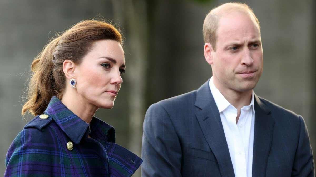 Kate Middleton et William, sérieuses crises conjugales, le prince se confie