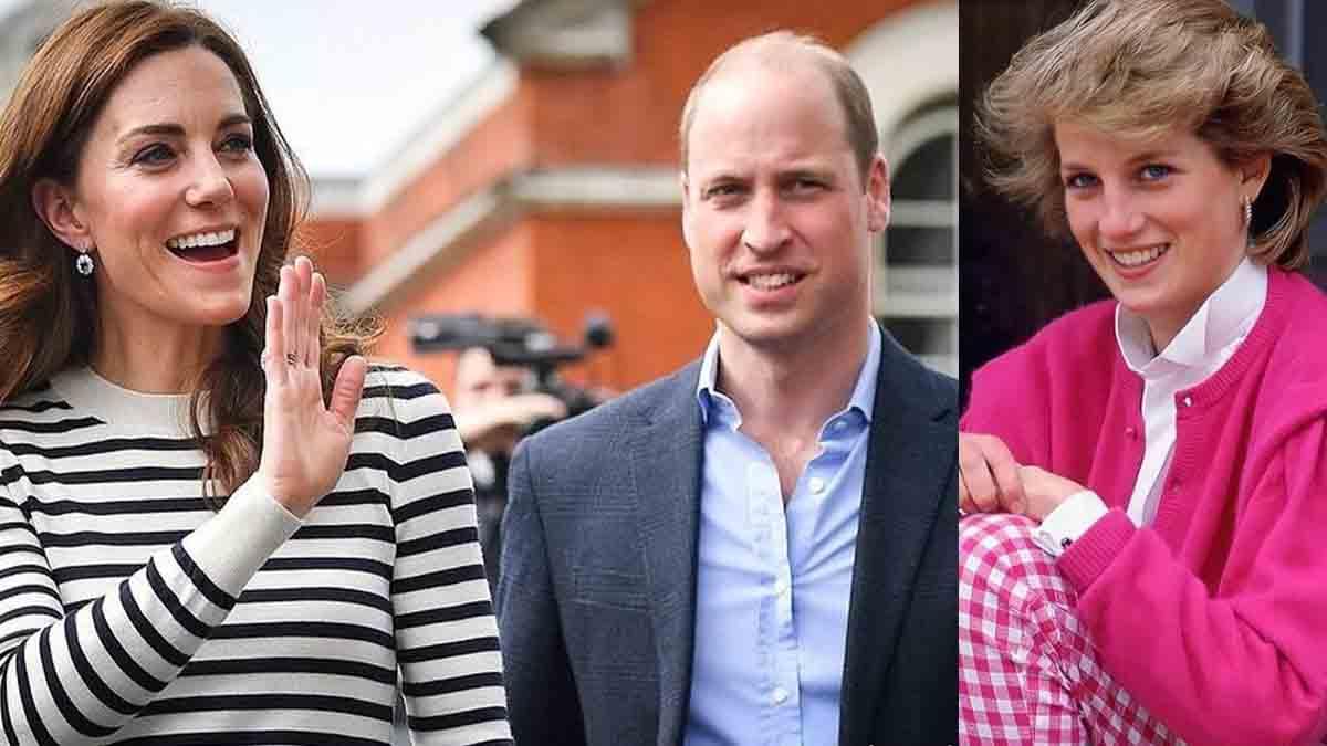 Kate Middleton furieuse contre William, son projet d'exhumer le corps de Diana ne passe pas !