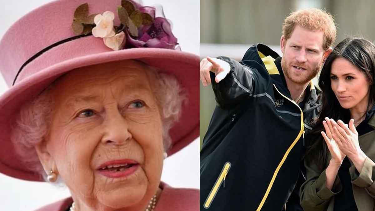 La reine Elisabeth II verrouille toutes les portes à Meghan Markle et Harry ! ça chauffe !