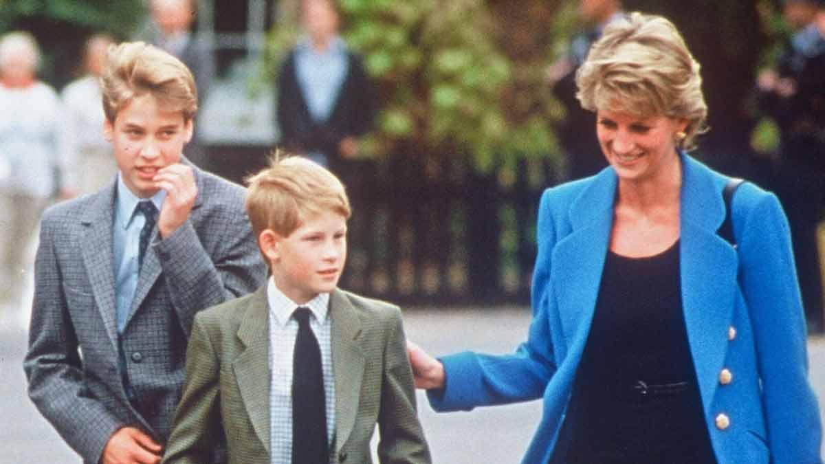 Lady Diana femme infidèle, William et Harry impliqués !