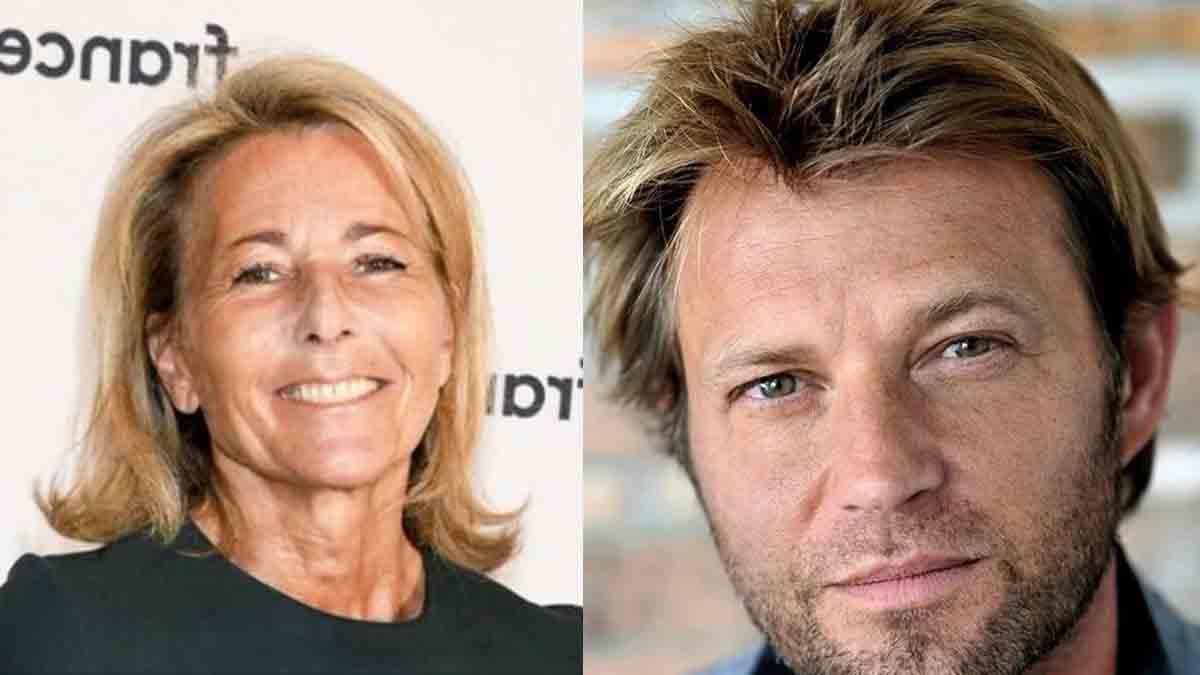 Laurent Delahousse : coup de foudre avec Claire Chazal, sa mise au point