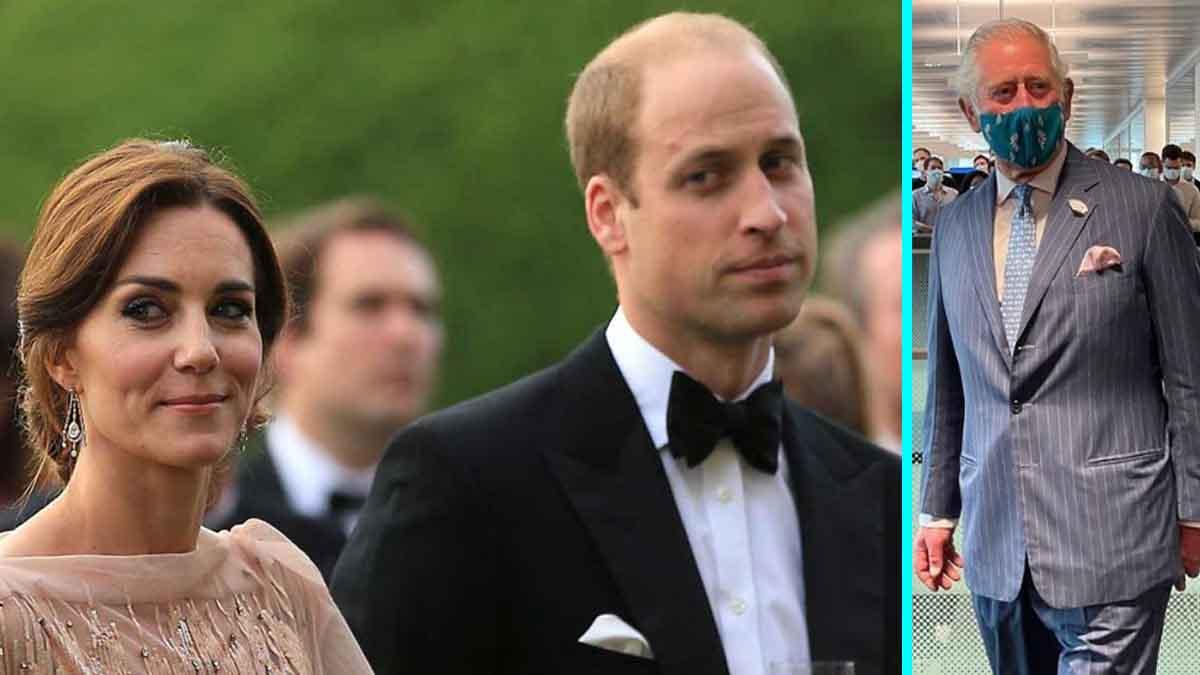 Le prince Charles cible du groupe antimonarchique, grosse pression chez Kate Middleton et William !