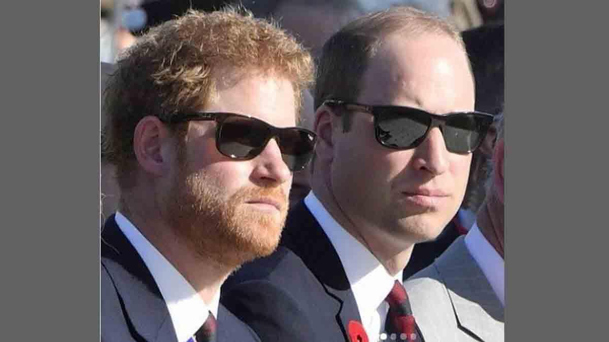 Le prince William et Harry, leur relation déchirée à jamais, une proche balance