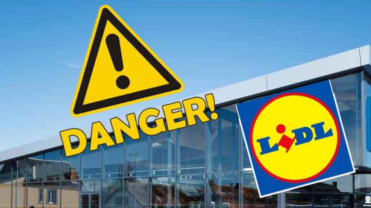 Lidl : Attention! Rapportez ces produits en urgence, ils contiennent de chanvres élevés en THC !