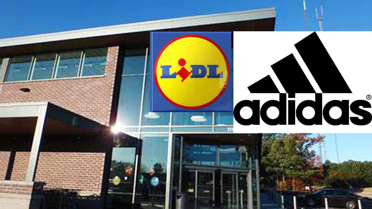 Lidl s'associe à Adidas et sort le grand jeu pour marquer le coup !
