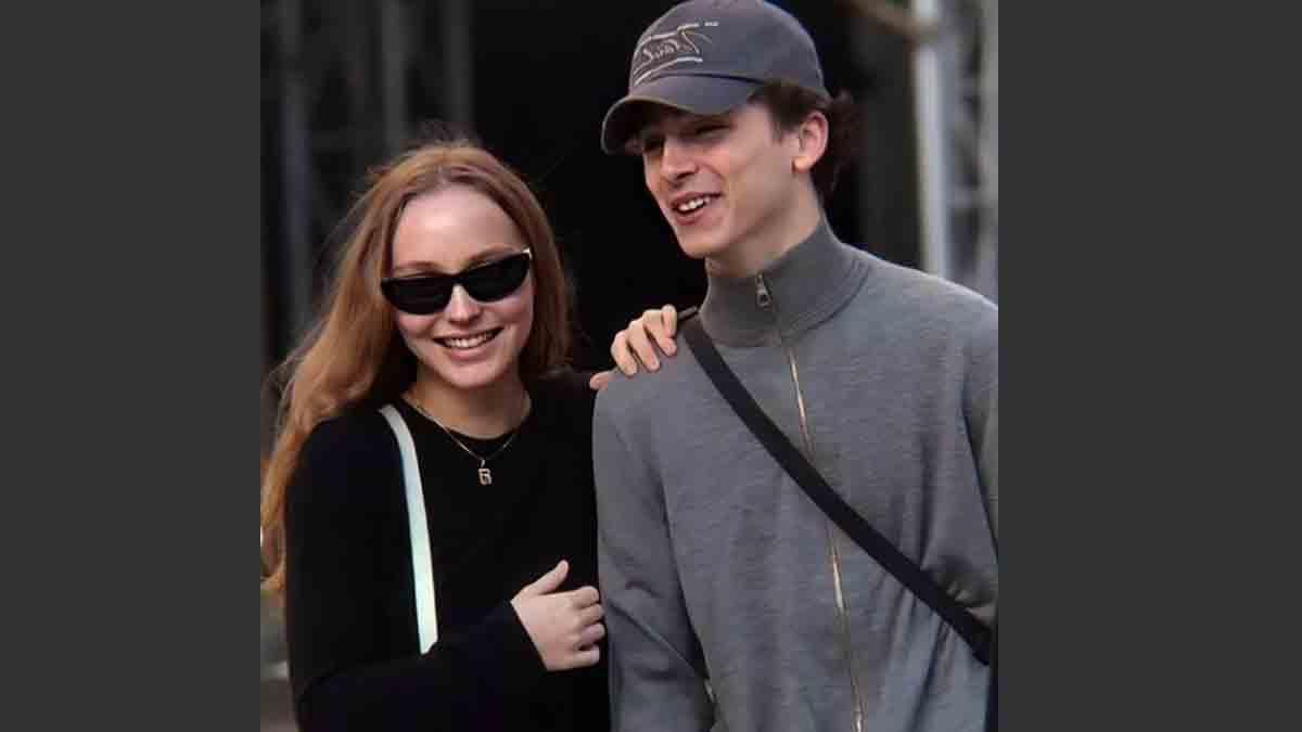 Lily-Rose Depp de retour à New-York, retrouvailles tumultueuses avec Timothée Chalamet