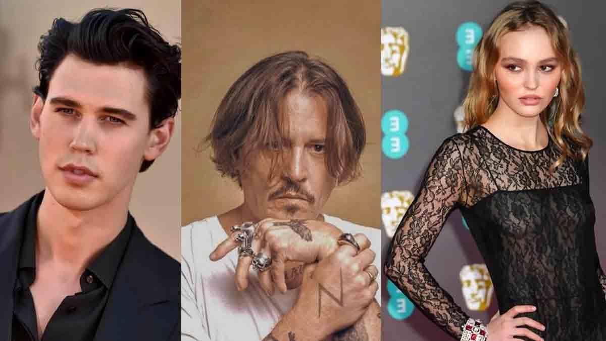 Lily-Rose Depp en couple avec Austin Butler, Johnny Depp n'y est pas pour rien !