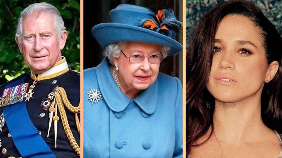 Meghan Markle, pique amère à Elisabeth II, sa vengeance au prince Charles