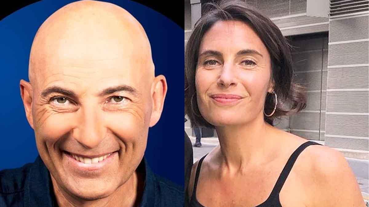 Nicolas Canteloup hors-jeu, Alessandra Sublet vole à son secours