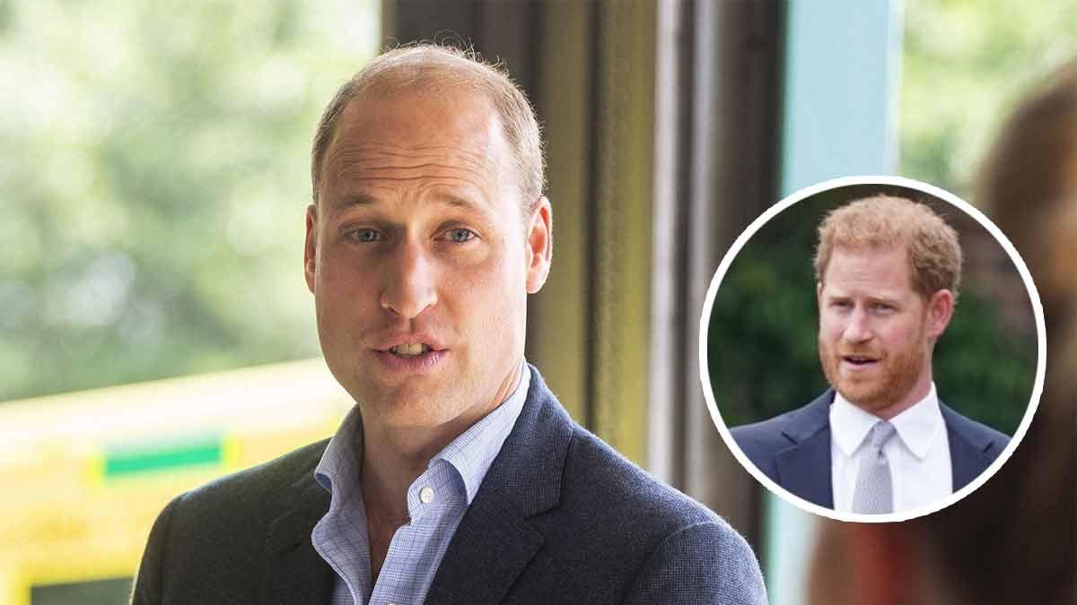 Prince William : ce jour où il a mis Harry à la porte après une dispute explosive