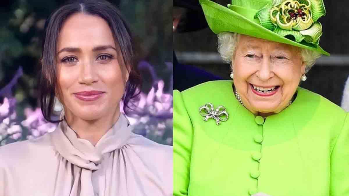 """""""Révélations impudiques et intimes"""", Meghan Markle montre sa vraie face, la reine Elisabeth II attaquée"""
