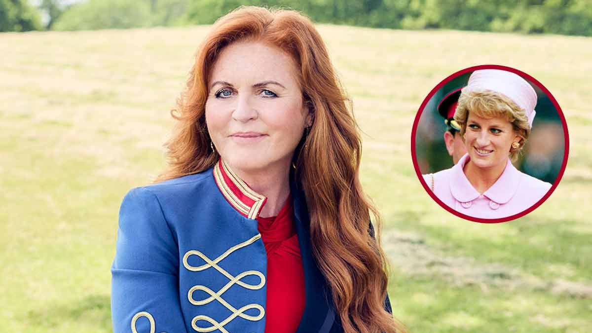 Sarah Ferguson : son avis bien tranché sur la princesse Diana !