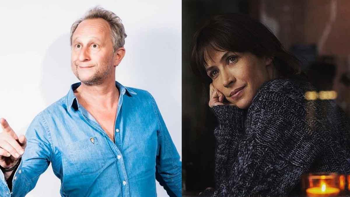 Sophie Marceau épinglée avec Benoît Poelvoorde, leur proximité intrigue