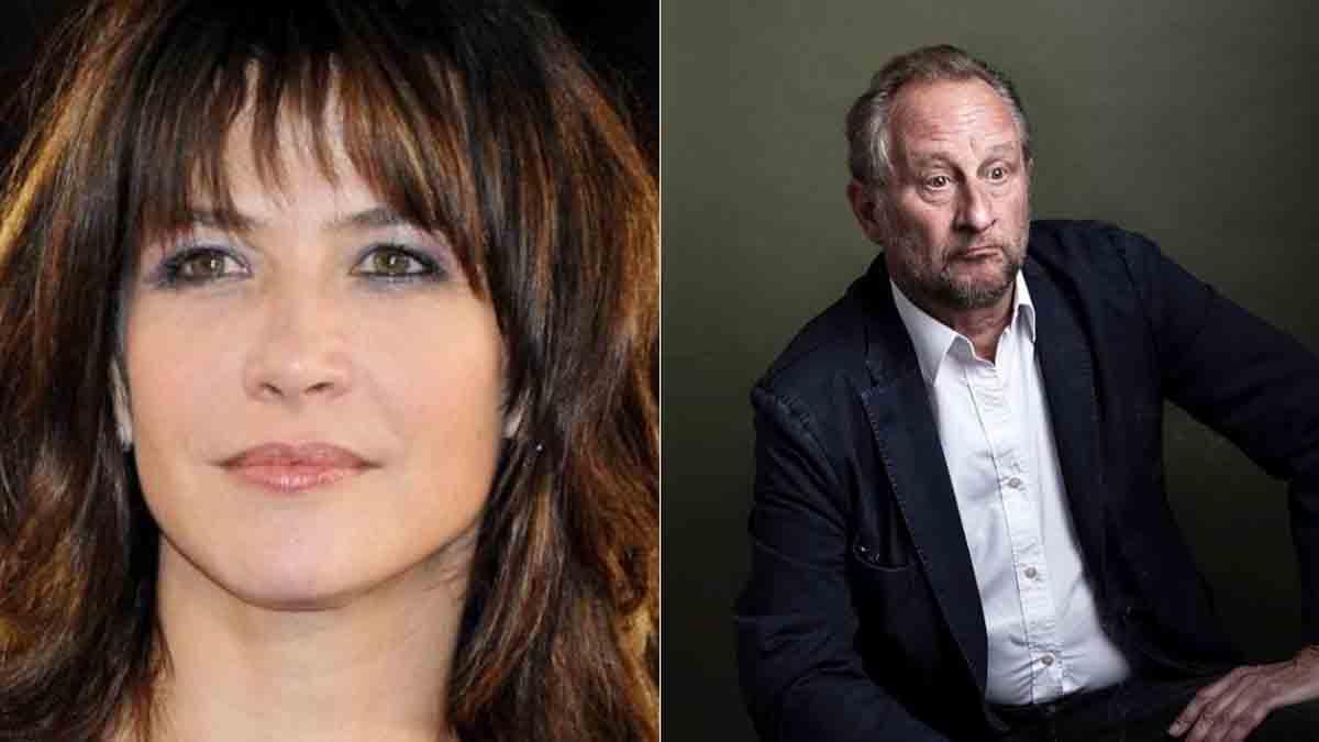 Sophie Marceau et Benoît Poelvoorde en couple ?