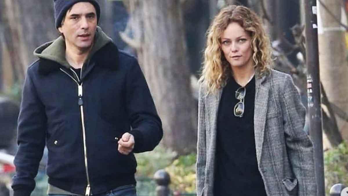 Vanessa Paradis et Samuel Benchetrit se rattrapent, leur escapade à Angoulême dévoilée