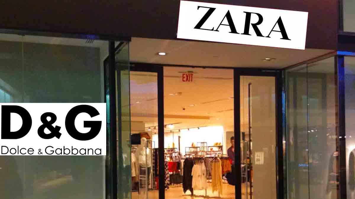Zara : découvrez sa robe inspirée de la dernière collection de Dolce & Gabbana !