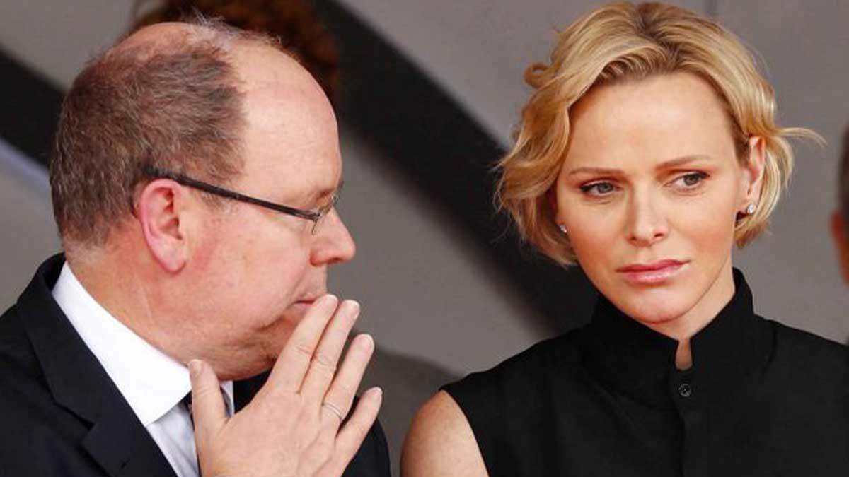 Albert de Monaco fait la fête avec son ex, Charlène trahie et coincée en Afrique