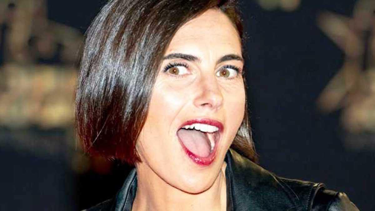 Alessandra Sublet sa rencontre inattendue sur un plateau de tournage Un vrai coup de foudre