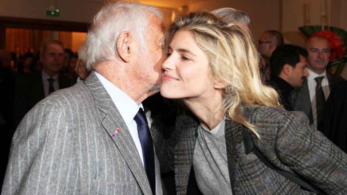 Alice Taglioni dévoile un merveilleux souvenir avec Jean-Paul Belmondo