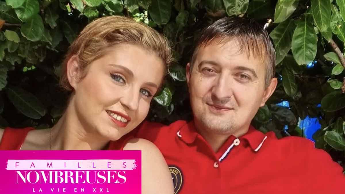 Amandine Pellissard (Familles nombreuses, la vie en XXL) : piégée malgré elle par son mari Alexandre